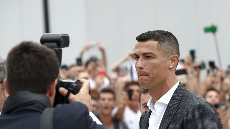 Portugal PM Defends Cristiano Ronaldo Amid Rape Accusation