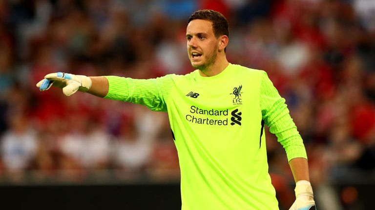 Danny Ward's only first-team start last term was in a Carabao Cup tie at Leicester
