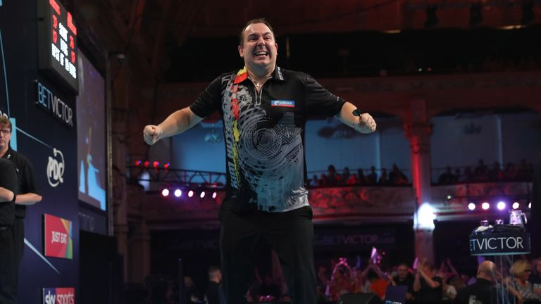 Kim Huybrechts completes the six names Wayne Mardle is interested in keeping an eye on for the rest of 2018