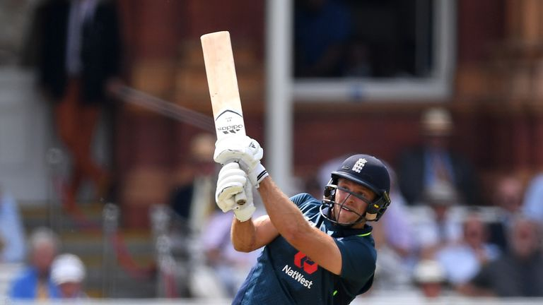 David Willey (50 off 31 balls) lifted England above 300 in the second ODI