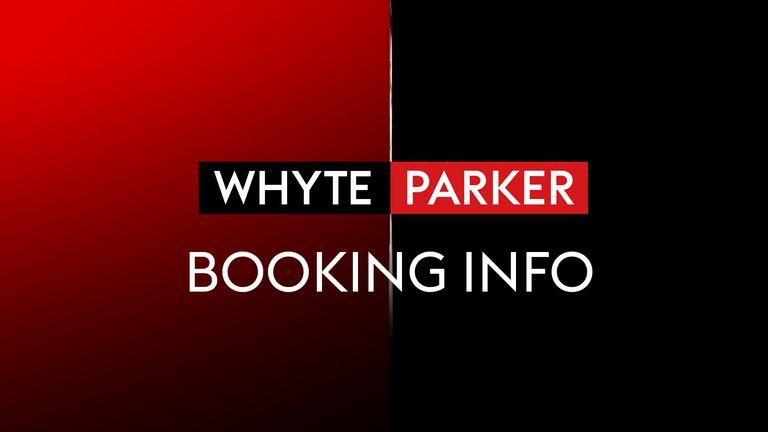 WHYTE - PARKER