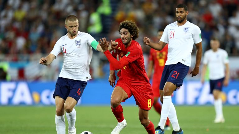 England will face Belgium in the third-place play-off, having previously met in the group stages