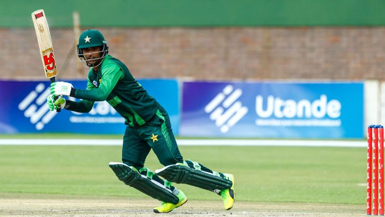 Fakhar Zaman has scored three centuries and five fifties in his 18 ODI innings