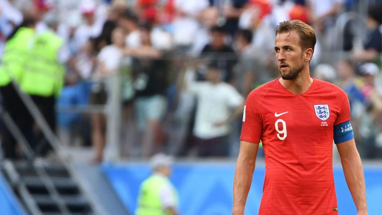 Harry Kane was disappointed he did not score more than six goals at the World Cup despite winning the Golden Boot