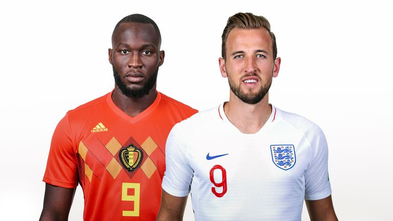 Harry Kane and Romelu Lukaku are battling it out for the Golden Boot
