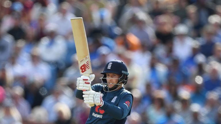 Joe Root completed back-to-back ODI centuries