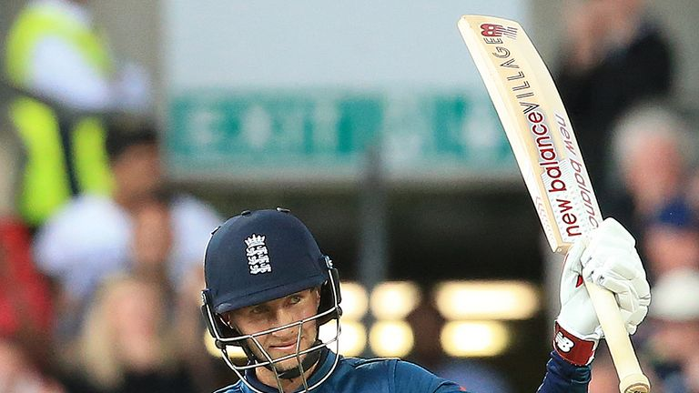 Root is England's leading ODI centurion after hitting his 13th ton in Leeds