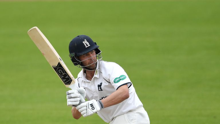 Jonathan Trott is playing his final season for Warwickshire
