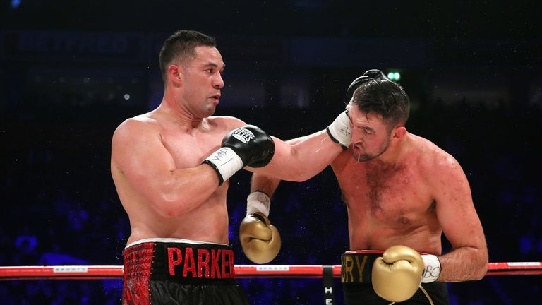 Hughie Fury is preparing his third assault on a world title