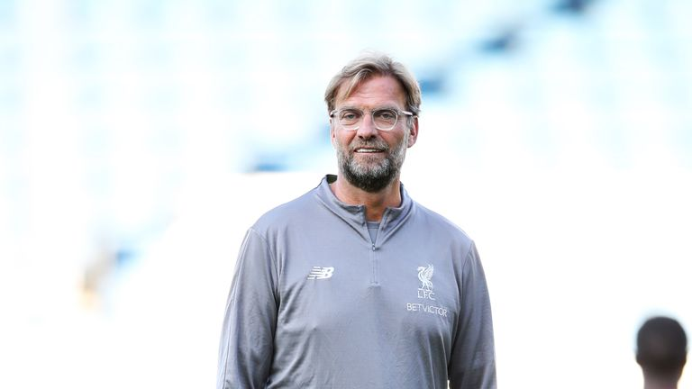 Jurgen Klopp admits first-team opportunities are limited for the club's youngsters