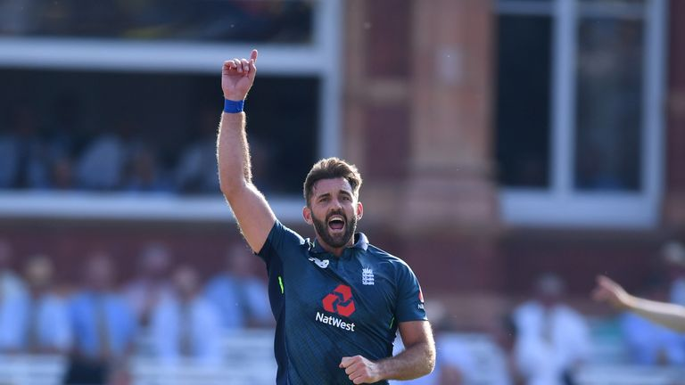 Liam Plunkett will be available for Saturday's fourth ODI after his wedding