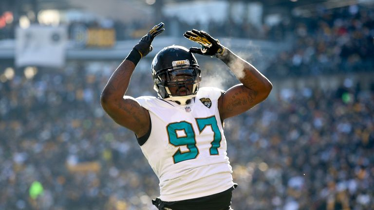 Malik Jackson was a Super Bowl winner in Denver but earned his first Pro Bowl spot in Jacksonville