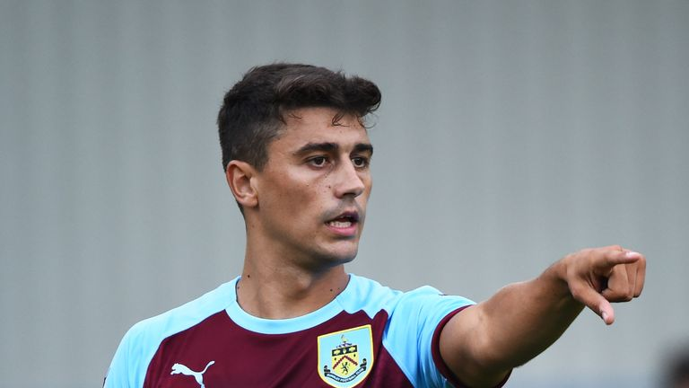 Matt Lowton has made 89 league appearances for Burnley
