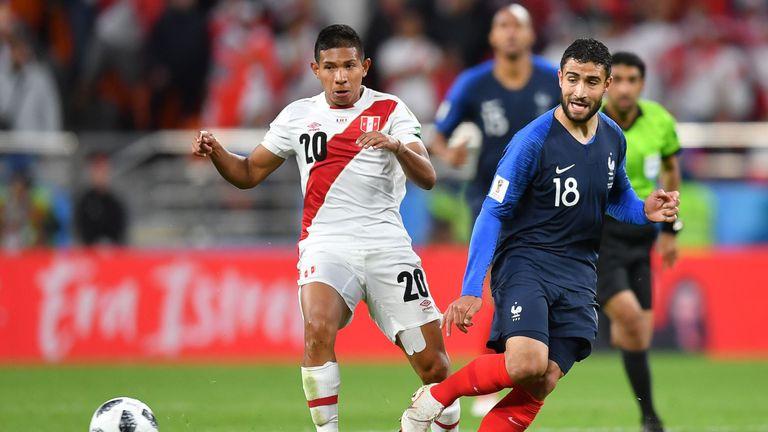Nabil Fekir's move to Liverpool broke down earlier in the summer
