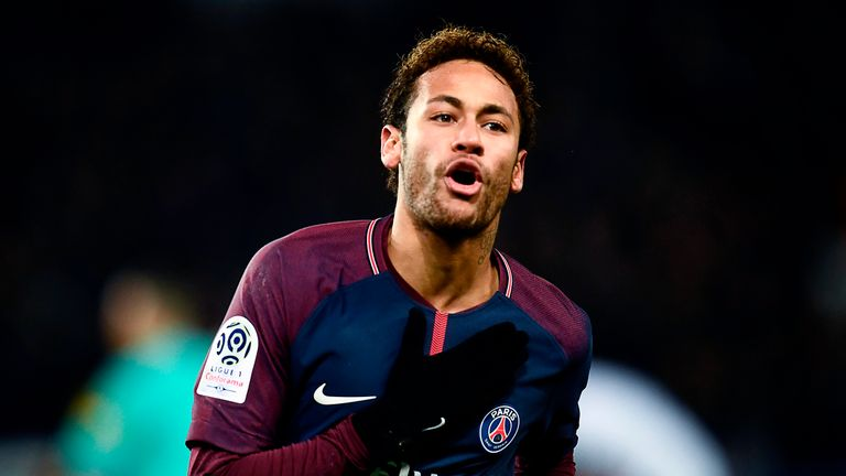 Real Madrid have been linked with a move for Neymar