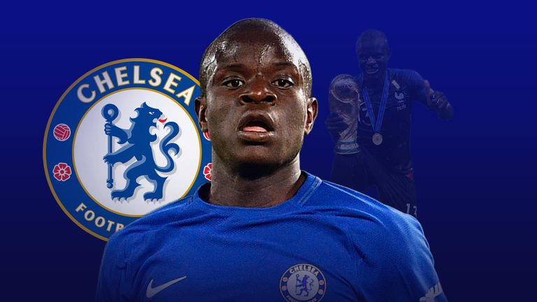 Image result for Kante to chelsea