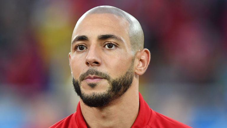 Nordin Amrabat spent last season on loan at Leganes