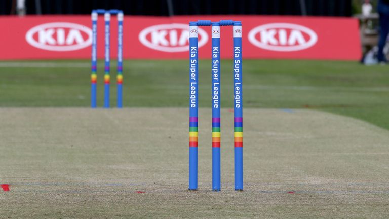 Other Stonewall campaigns have included Rainbow Stumps in cricket