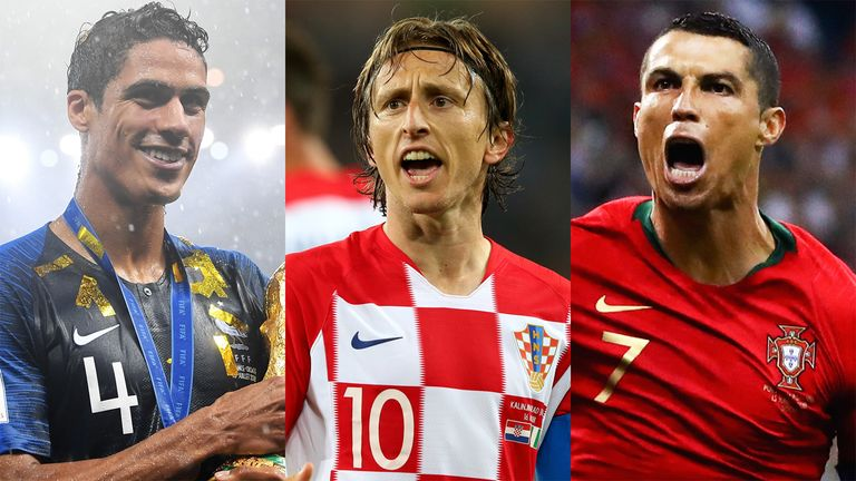Who made Sky Sports' Team of the Tournament?