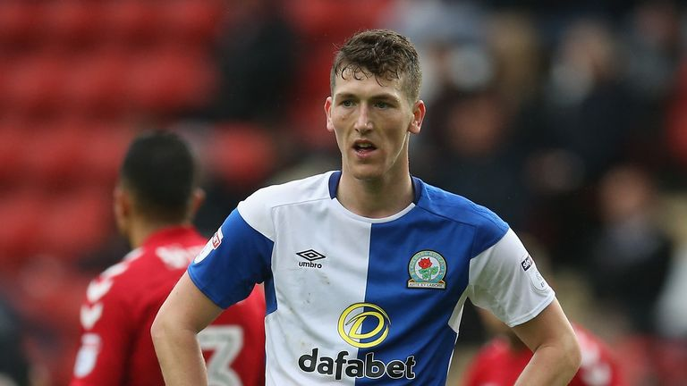 Richie Smallwood joined Blackburn from Rotherham last summer
