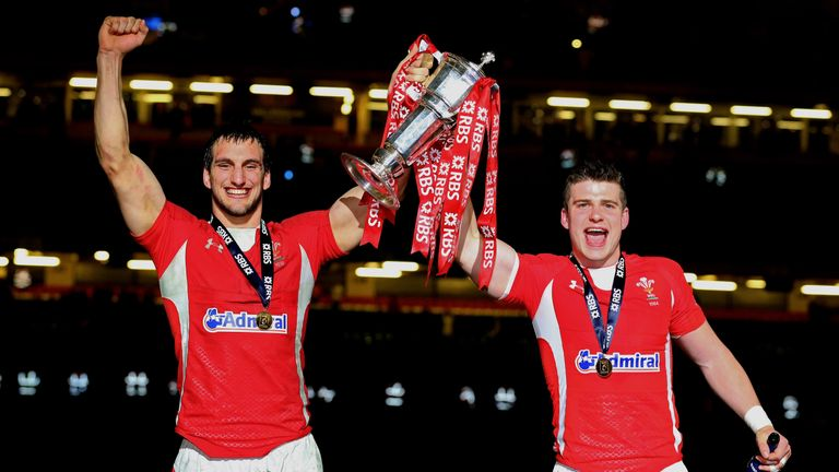 Wales made it back-to-back Six Nations titles with last day victory over England in 2013
