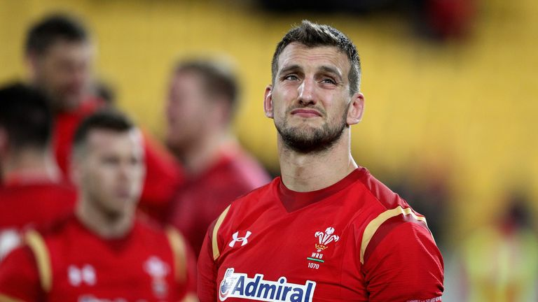 Sam Warburton captained Wales and the British and Irish Lions before injury brought a premature end to his career