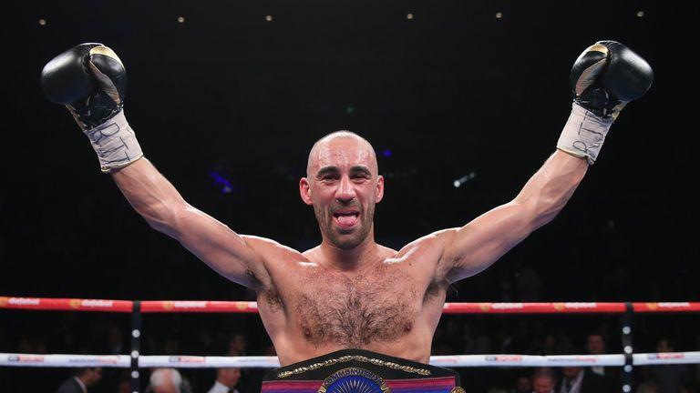 Dodd wants to bring the belt back to Birkenhead