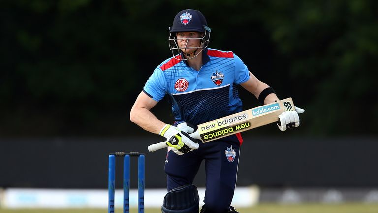 Steve Smith will join the Barbados Tridents