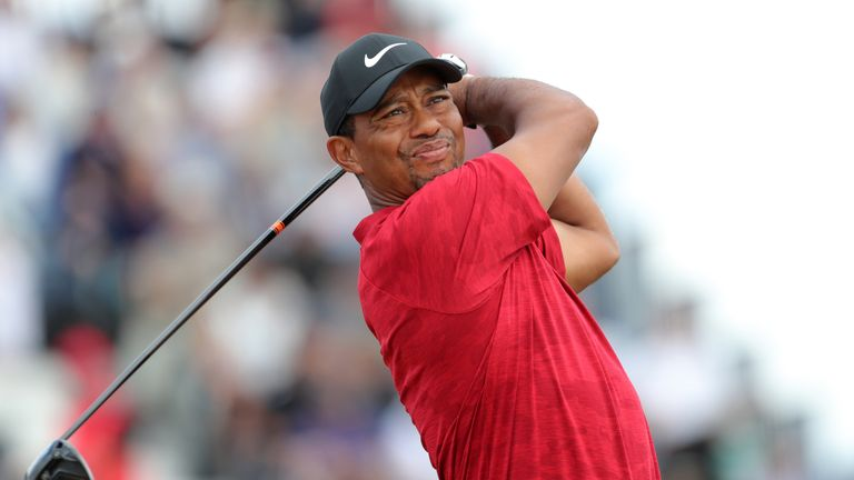 Woods' driving still needs ironing out, according to Butch Harmon