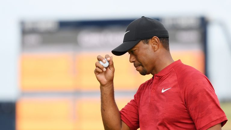 Woods' next opportunity for another major title will come at the Bellerive Golf Course in the PGA Championship