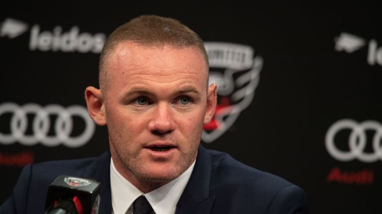 Wayne Rooney is in line to make his debut for DC United this weekend