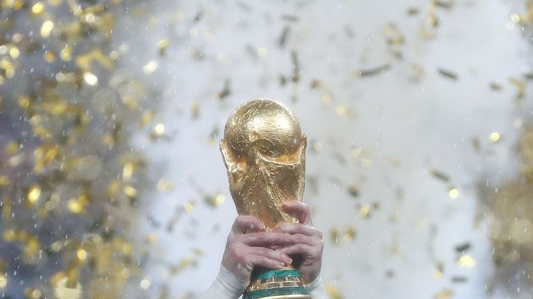 With the help of Opta, we take a look at the the standout stats from the 21st edition of the FIFA World Cup...