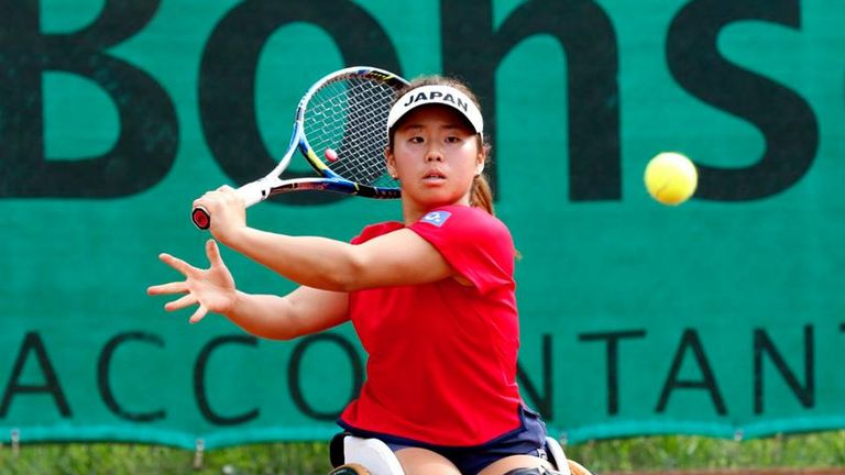 Yui Kimiji has the edge in the head-to-head between the pair (Picture credit - Anna Vasalaki)