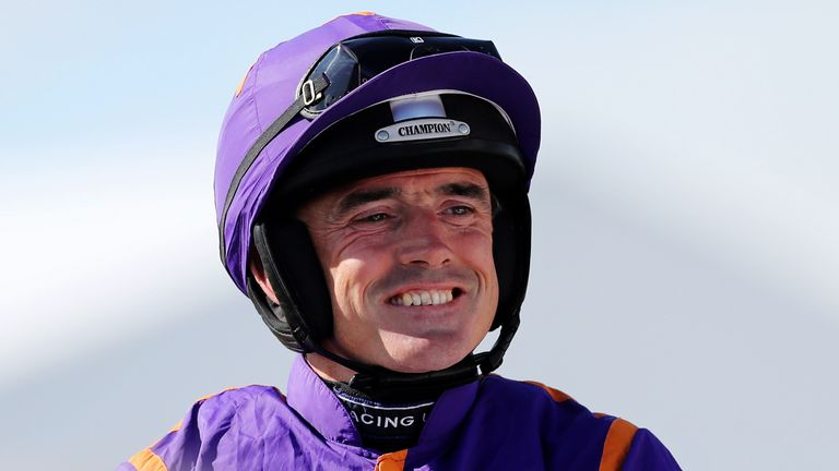 Ruby Walsh - returns to action at the weekend