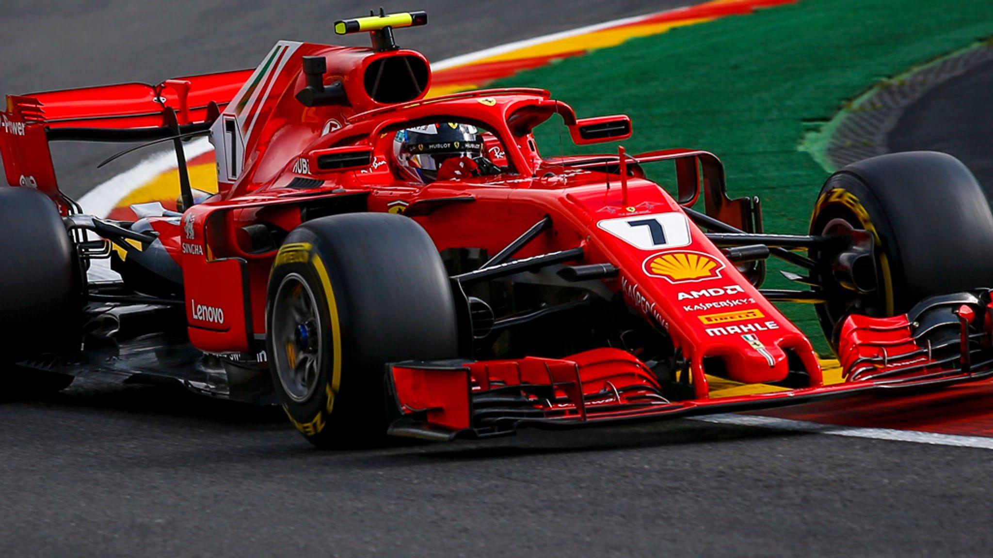 Charles Leclerc Replaces Kimi Raikkonen At Ferrari In F1 2019 F1 News