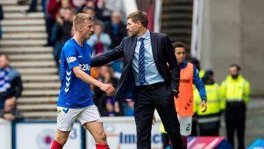 fifa live scores -                               McCrorie: Gerrard has protected me