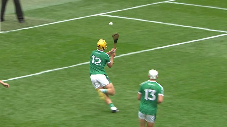 goal in the all-ireland hurling final