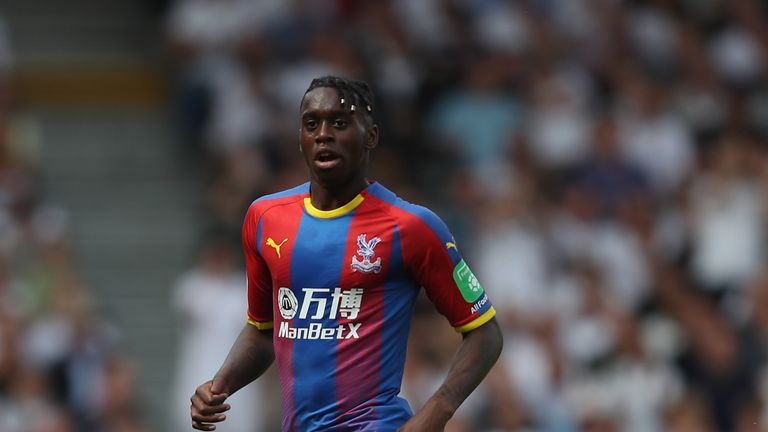 Aaron Wan-Bissaka has impressed for Crystal Palace this season