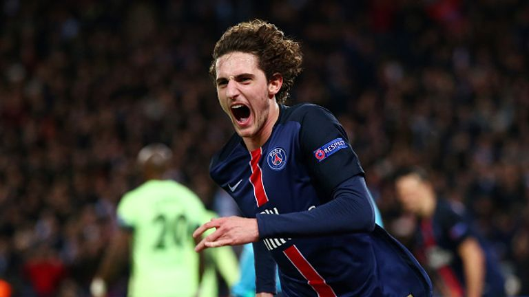 Adrien Rabiot is set to extend his contract with PSG