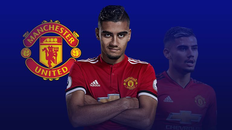 Andreas Pereira has made the breakthrough at Manchester United