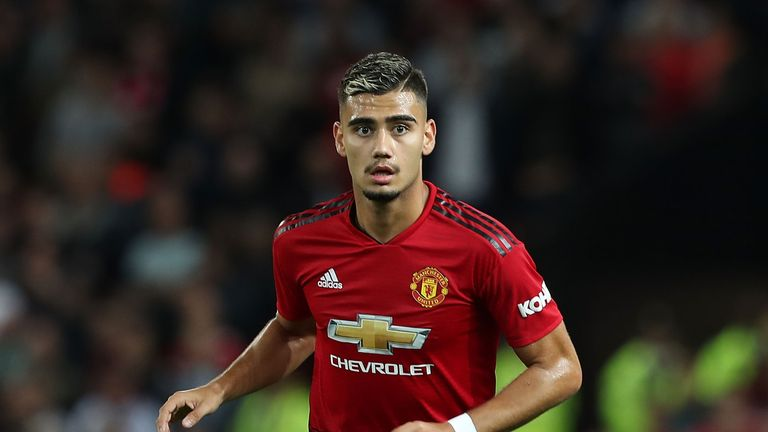 Pereira made his first United appearance for 897 days in the 2-1 win over Leicester