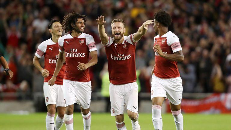 Arsenal have enjoyed a productive pre-season campaign