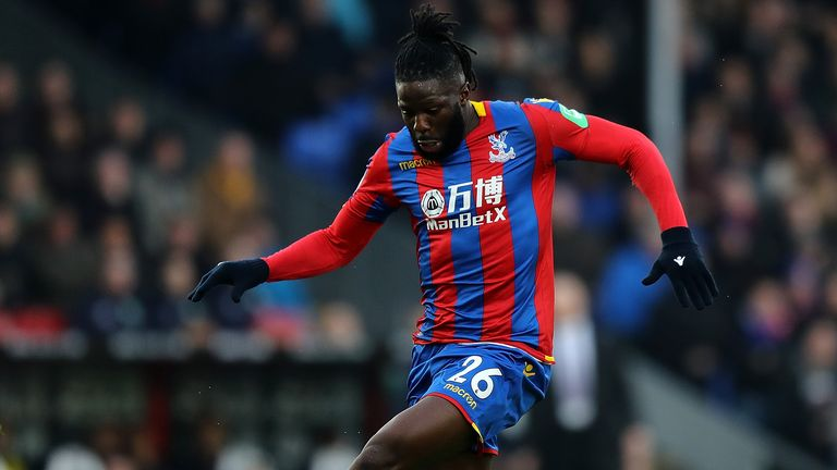 Sako turned down a new deal with Palace after his three-year contract expired