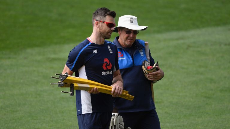 Anderson has taken over 150 wickets since Trevor Bayliss arrived in 2015