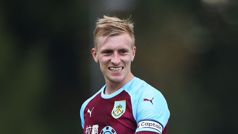 Ben Mee has made 248 appearances for Burnley