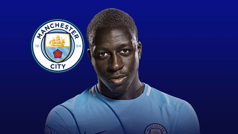 Benjamin Mendy impressed for Manchester City in their thrashing of Huddersfield