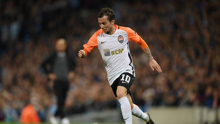 Everton's summer signing Bernard is not fit to face Huddersfield