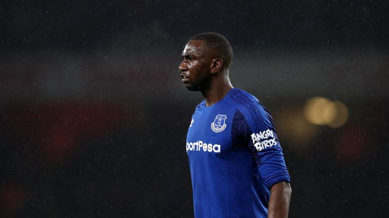 Everton are willing to listen to offers for Bolasie