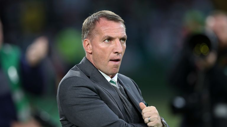 Brendan Rodgers' side have already lost two more domestic games than in the whole of the 2016/17 season, when they completed the domestic treble