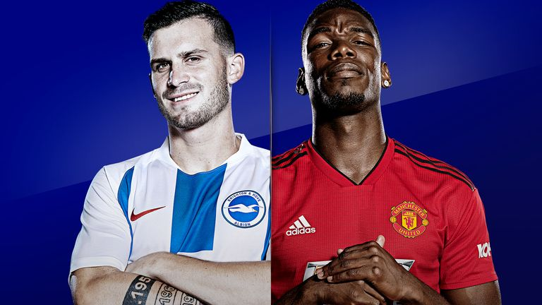 Image result for manchester united vs brighton preview